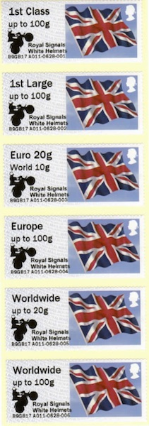 Post and Go Stamps